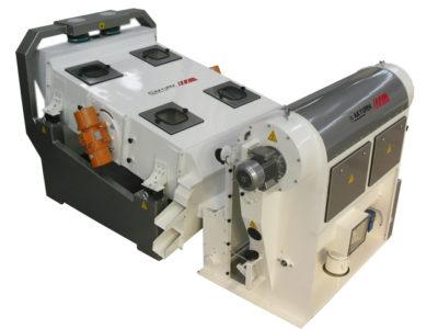 Ситовые вибрационные сепараторы C.SAS-013