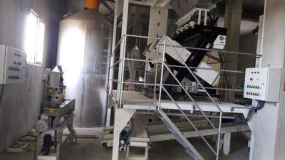 Завод по очистке булгура 2 т_час