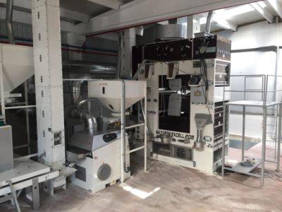 Линия по переработке кунжута 4 т_час из Турции