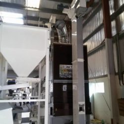 Линия по очистке семян подсолнечника из ОАЭ