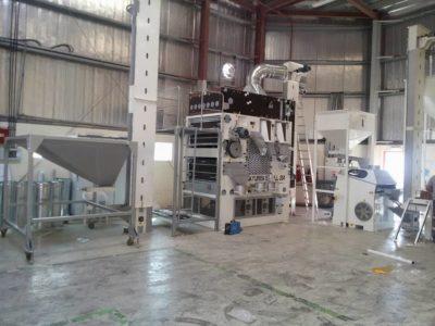 Линия по очистке семян подсолнечника 2 т_ч (ОАЭ)
