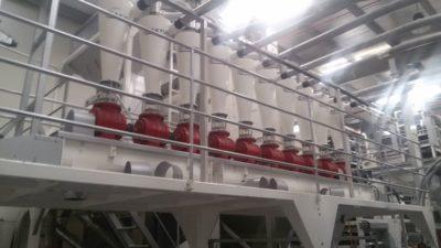 Линия по переработке чечевицы в ОАЭ