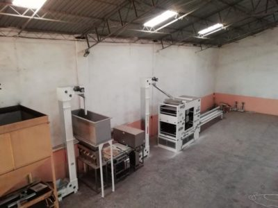 Установка для переработки арахиса (Турция)