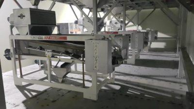 Завод по очистке и упаковке бобовых культур и нута 4 т_час