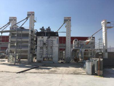 Линия по переработке пшеницы 7 тонн в час (Ирак)
