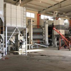 Линия по переработке бобовых культур 10 тонн