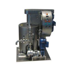 Оборудование для производства ореховой пасты