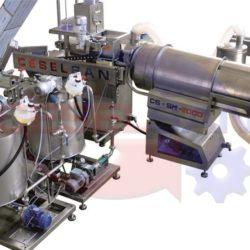 Оборудование для нанесения приправ, специй и масла