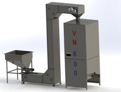 Линия для азотирования семечек и орехов VN 600